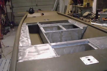 Custom Fabrication Fishon Fabrications